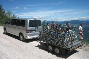 freeride shuttle mtb services